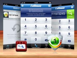 Vorschaubild Tellows App